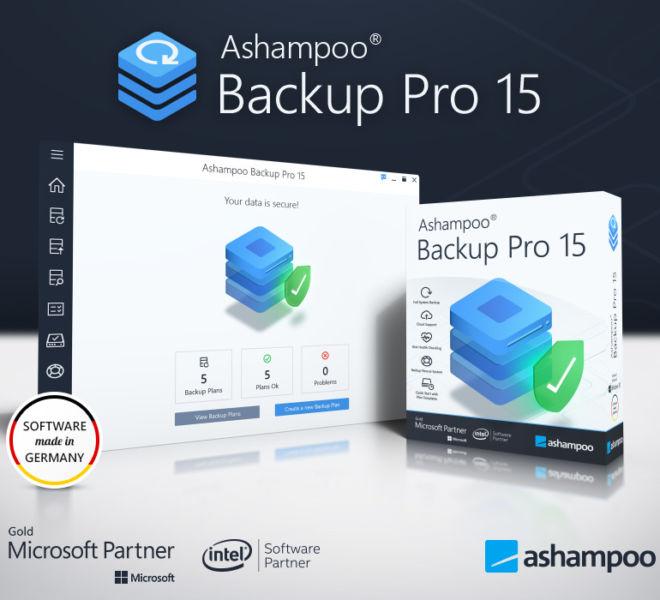 Backup Pro 15 Presentation