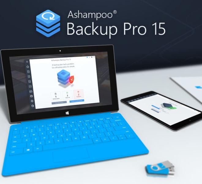 Backup Pro 15 Surface