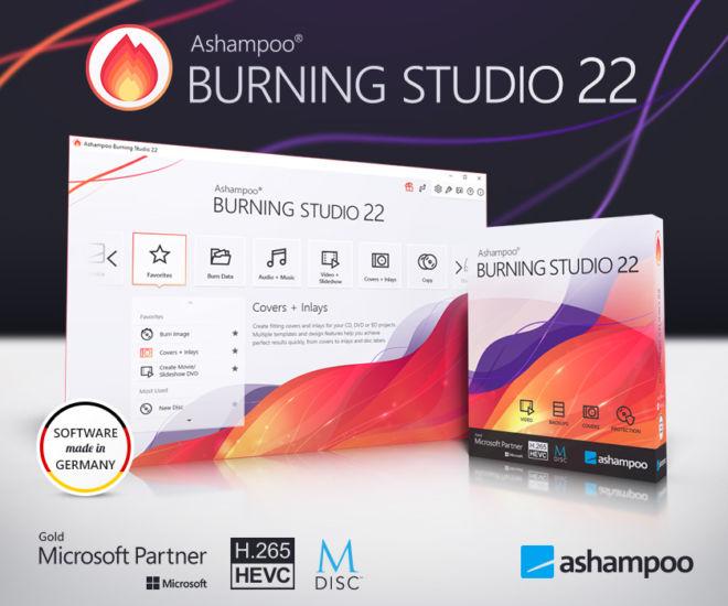 Burning Studio 22