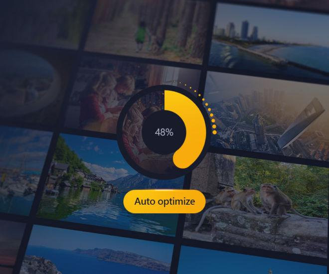 Photo Optimizer Auto Optimize