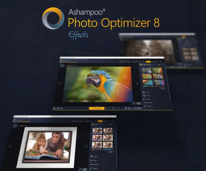 Photo Optimizer Effects
